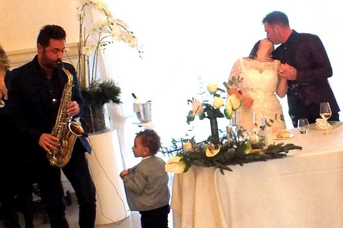 Sax matrimonio Lecce