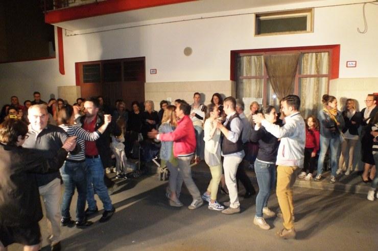 Paolo e Dalila Live organizzano la serenata a Torre santa susanna in provincia di Brindisi