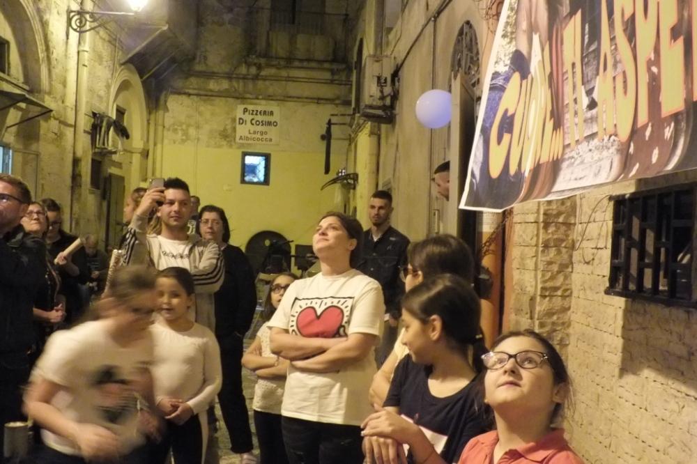 A Bari e provincia si organizza la serenata alla sposa