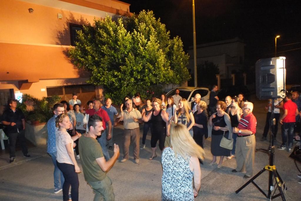 Paolo e Dalila Live musica e animazione per organizzare la serenata prematrimonio a Taranto