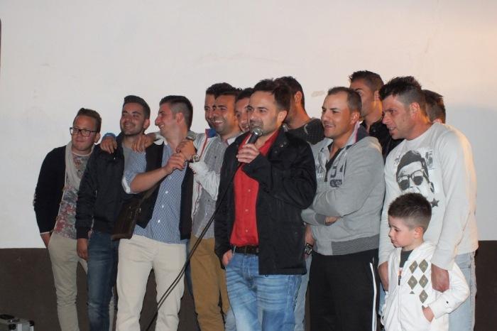 Musicisti che organizzano la serenata dello sposo alla sposa in provincia di Brindisi