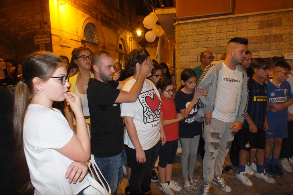 Nella città vecchia di Bari si organizza la serenata a sorpresa