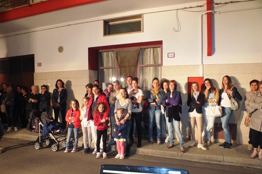Paolo e Dalila Live organizzano la serenata sotto casa della sposa a Brindisi e Provincia