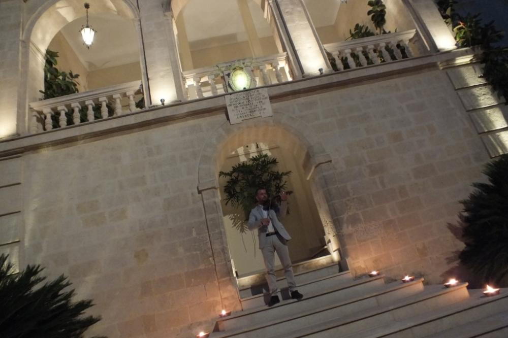 Violinista professionista per la musica del matrimonio a Taranto e provincia