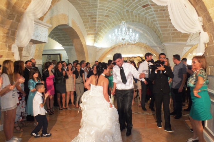 gruppo per animazione matrimonio Lecce