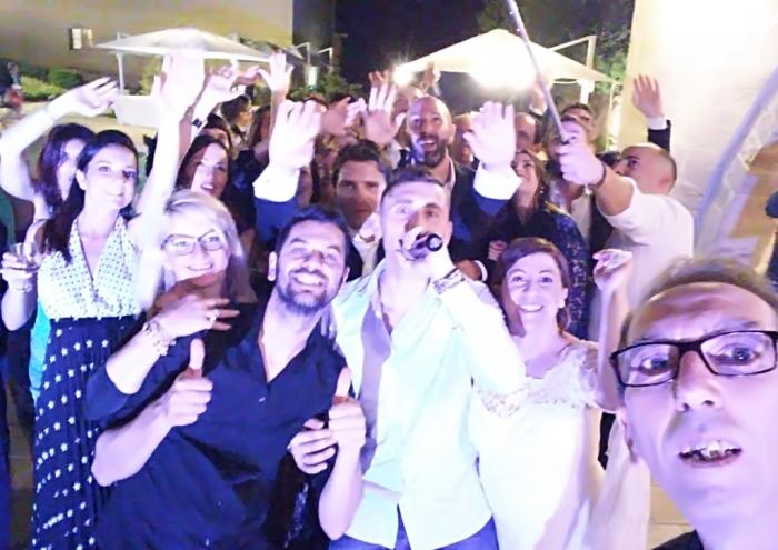 Paolo e Dalila Live animazione elegante per matrimoni ed eventi a Lecce e Provincia