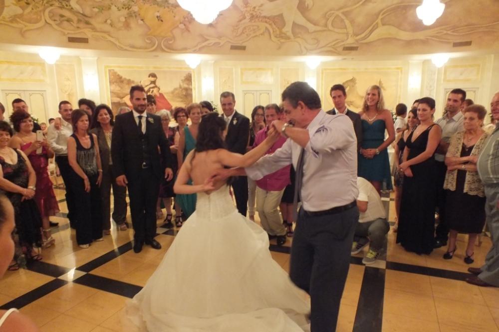 Animazione durate i matrimoni a Lecce e Provincia