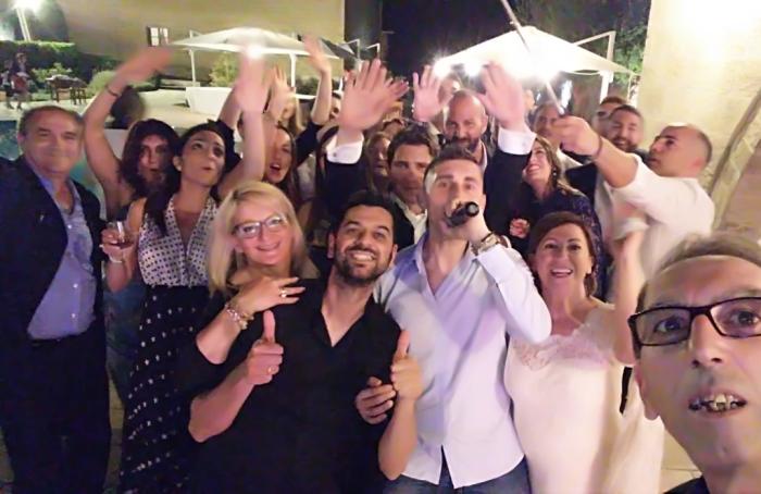 Animazione matrimoni Lecce, Gruppo Paolo e Dalila Live