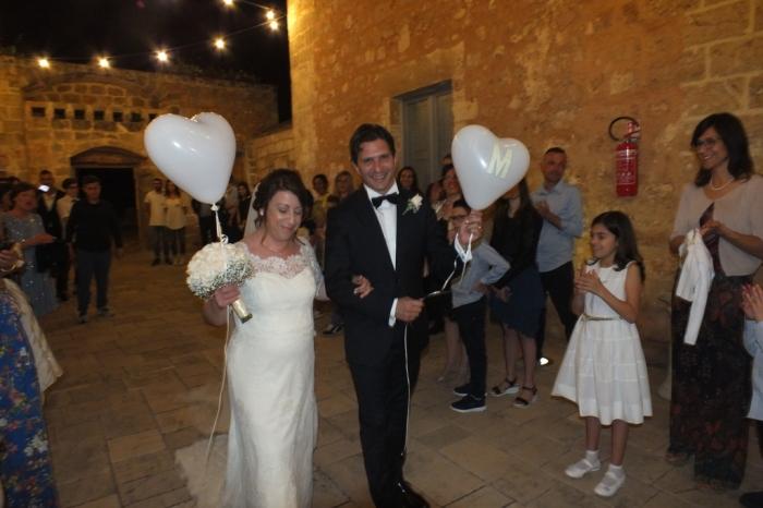 Musica del matrimonio alla Masseria Relaisi Santa Teresa