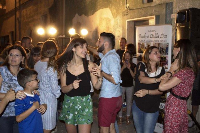 Paolo e Dalila live musica e animazione serenata a Taranto e Provincia