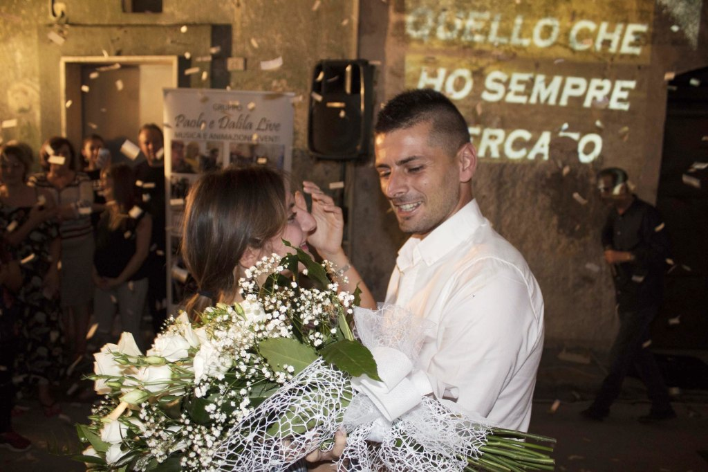 Paolo e Dalila Live gruppo che organizza la serenata prematrimonio in tutta la Provincia di Taranto