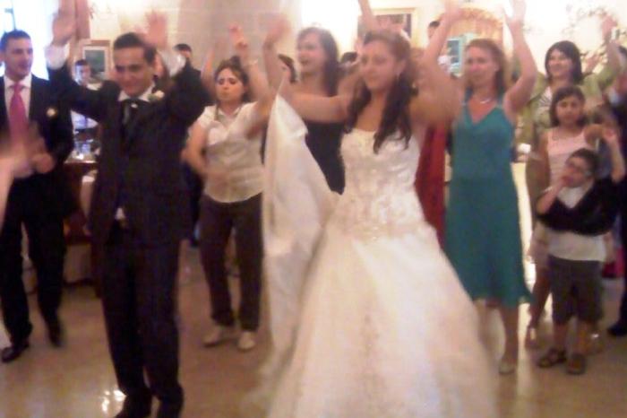 Paolo e Dalila Live musica e animazione matrimonio Taranto