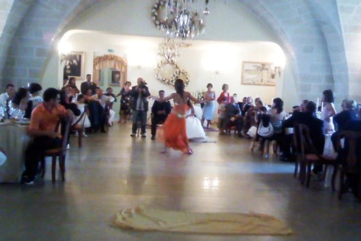 Paolo e Dalila Live animazione matrimonio Taranto