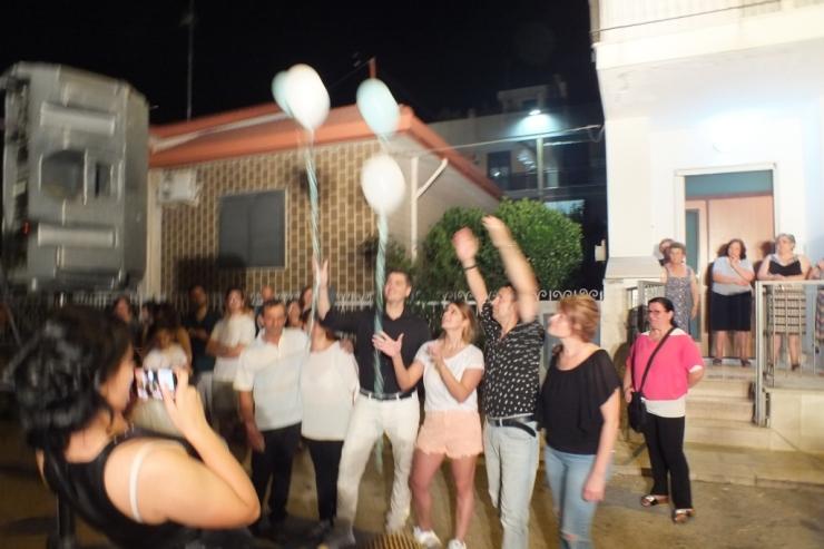 Gruppo per l'animazione della serenata a Bari e Provincia