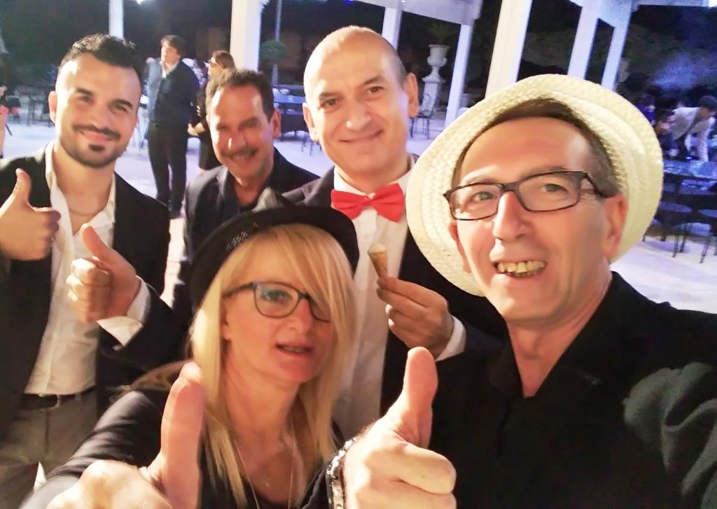 Paolo e Dalila Live band per musica matrimoni e serenata in Puglia