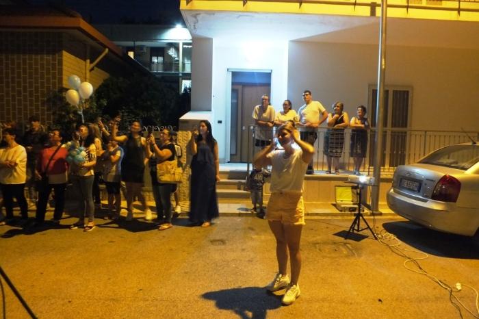 A Bari e Provincia si organizza la serenata