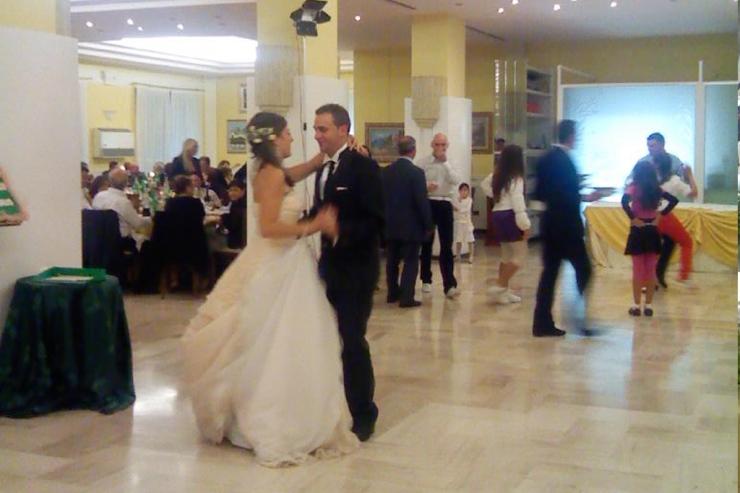 musica per matrimonio al Eden Park Hotel a Marina di Pulsano
