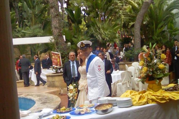 Eden Park Hotel sala ricevimenti per matrimonio a Taranto