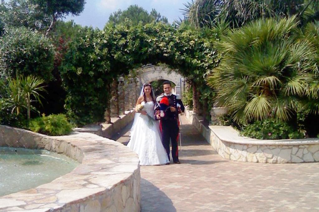 Sposi al villaggio San Giovanni a San Giorgio Jonico