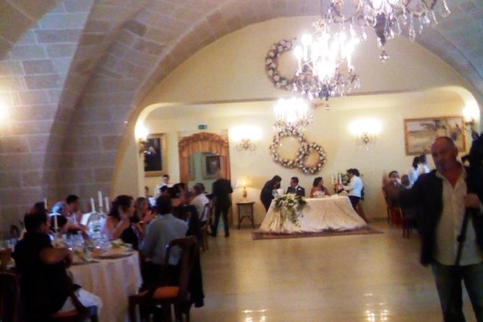 Villaggio San Giovanni sala ricevimenti di taranto per matrimonio