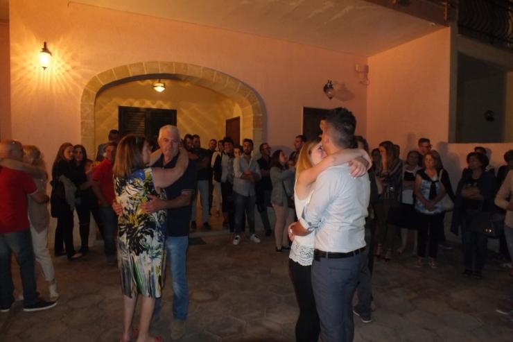 Paolo e Dalila Live musica e animazione serenata Lecce