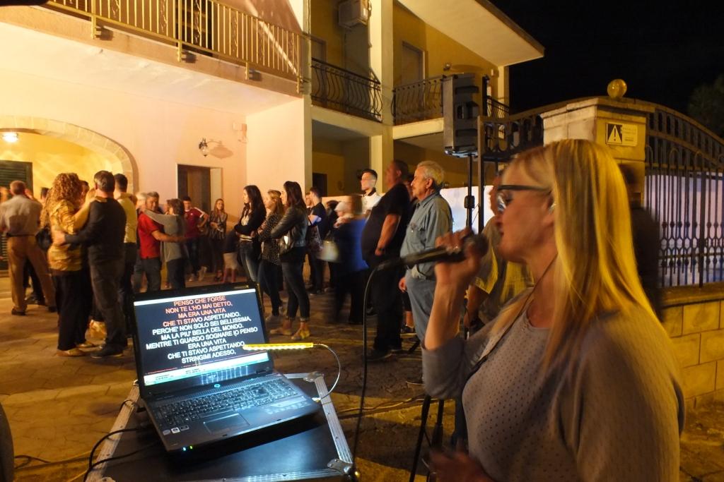 Musicisti che organizzano la serenata alla sposa a Lecce e provincia