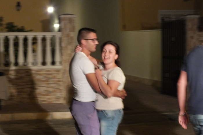 musicisti che organizzano la serenata alla futura sposa a Cellino San MArco