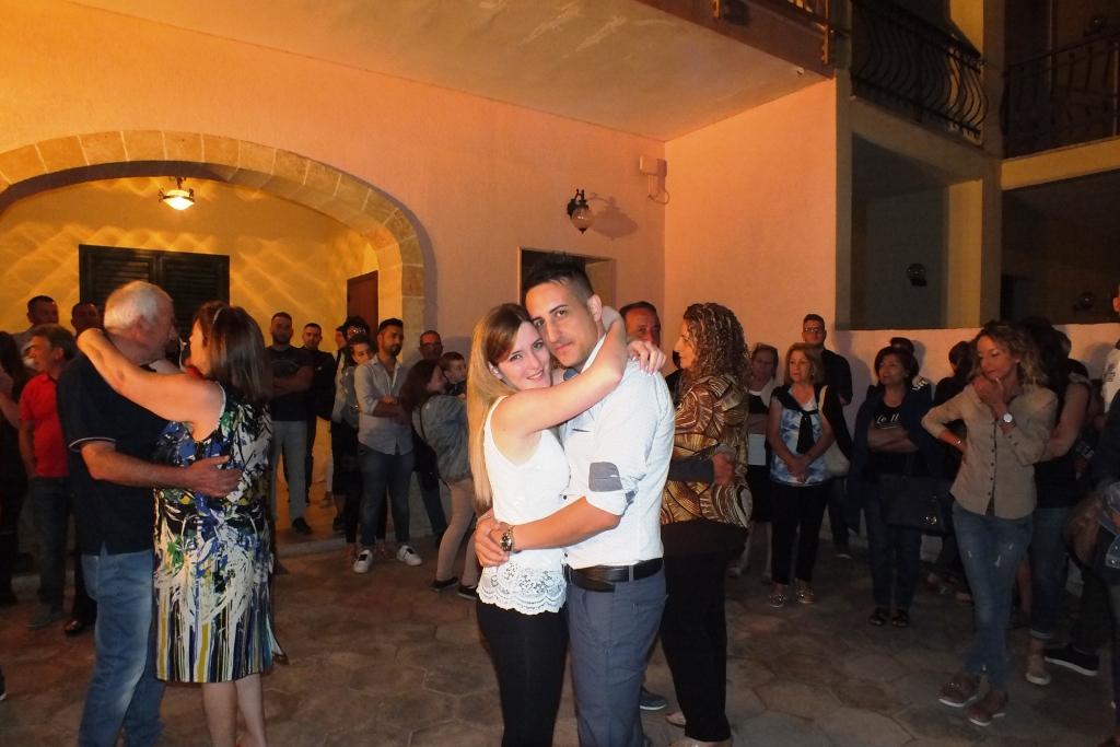 Serenata Lecce organizzata con la musica di Paolo e Dalila Live