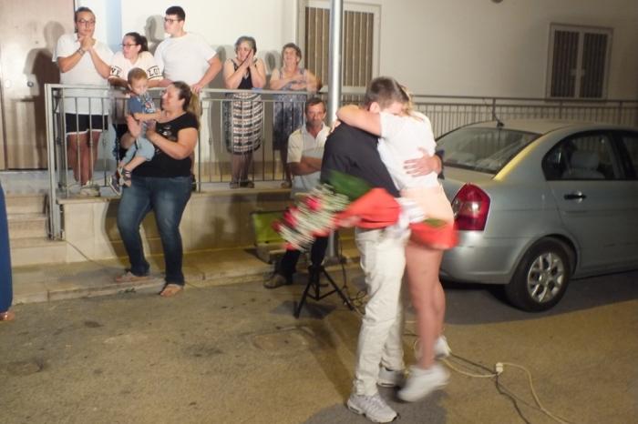Serenata alla sposa in Provincia di Bari