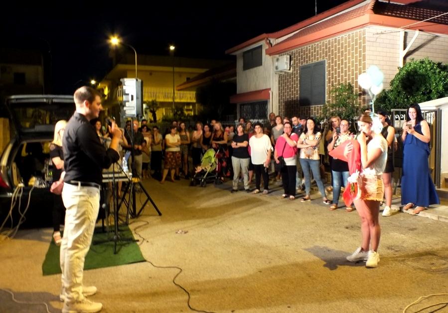Paolo e Dalila Live organizzazione per serenata a Bari e Provincia