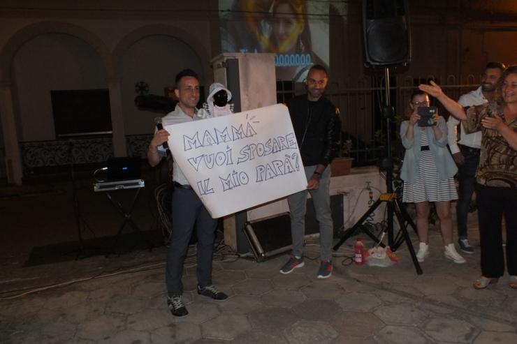 La serenata a Lecce è una sopresa romantica per la sposa