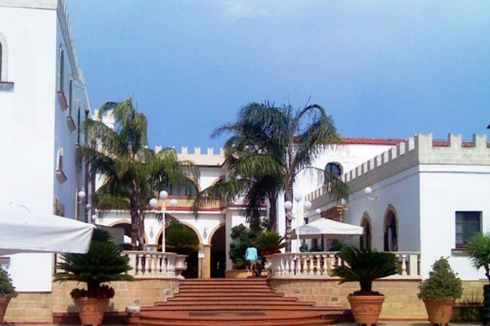 Villaggio San Giovanni sala ricevimenti in provincia di Taranto