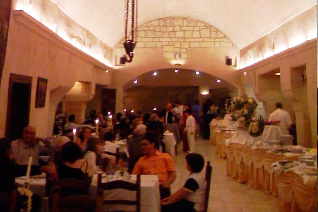 Matrimonio presso il villaggio San Giovanni