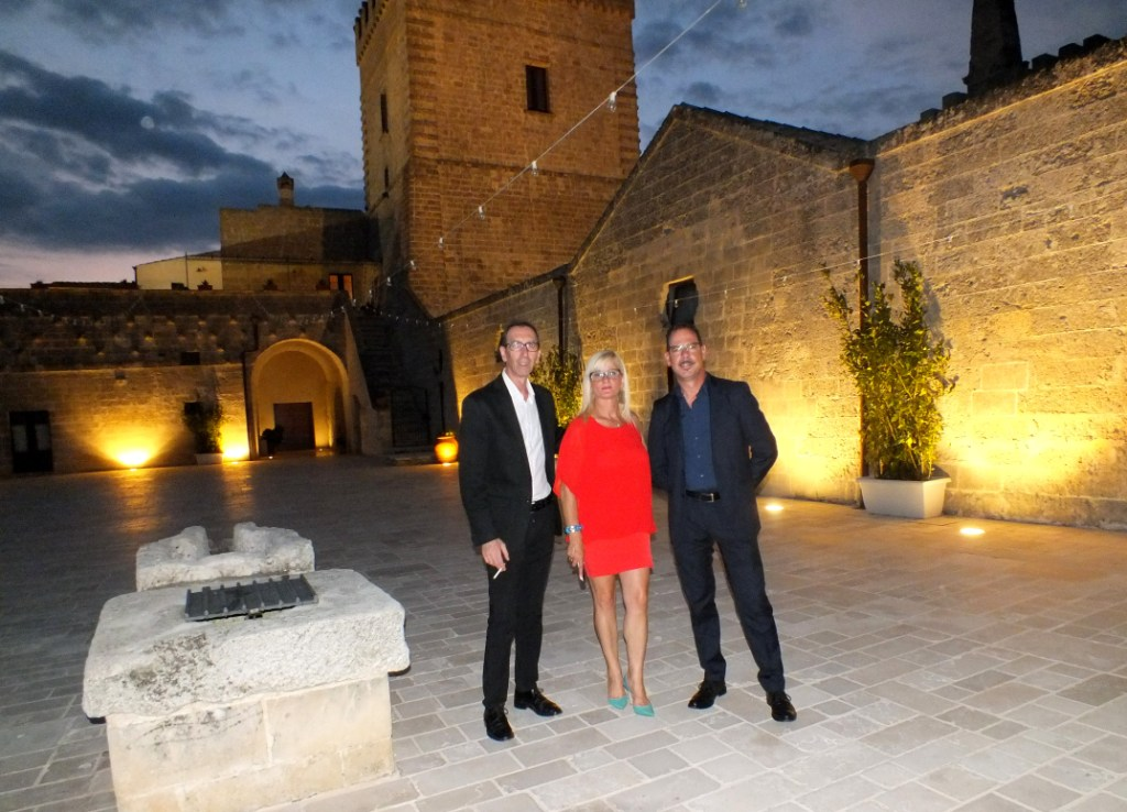 Torre Spagnola a Matera matrimonio