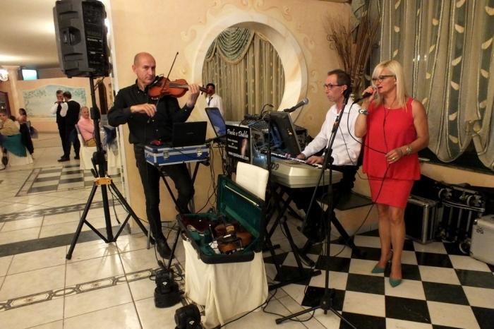 Band con violino per la musica del matrimonio a Lecce e Provincia