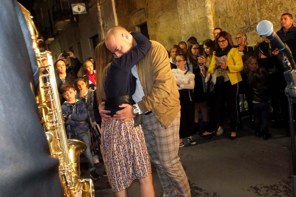 Serenata alla sposa Puglia