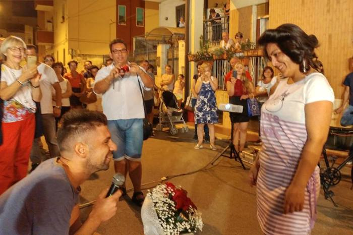 Serenata alla sposa