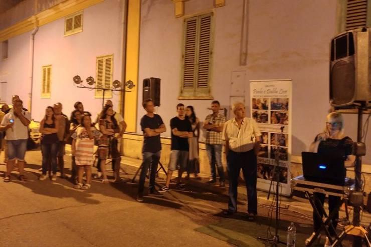 Gruppo musicale per la serenata alla sposa in Puglia