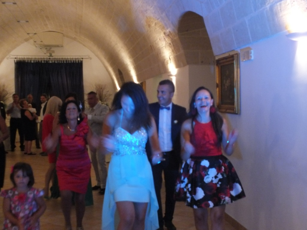 Gruppo per l'animazione del matrimonio a Matera e provincia