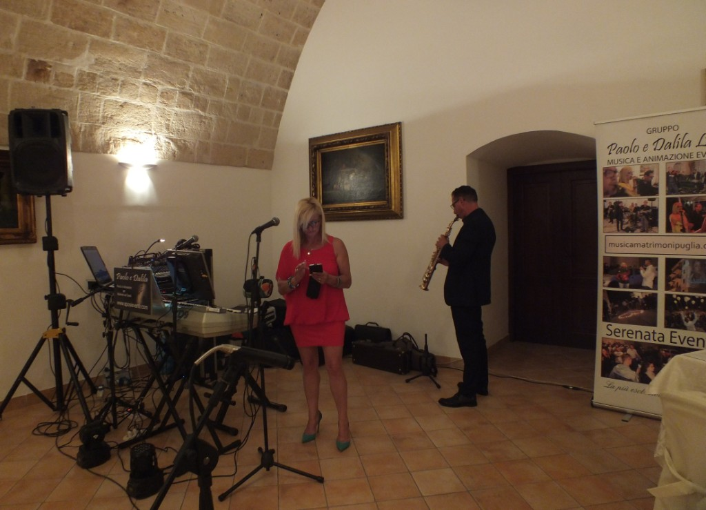 gruppo musicale per la musica e animazione matrimoni a Matera