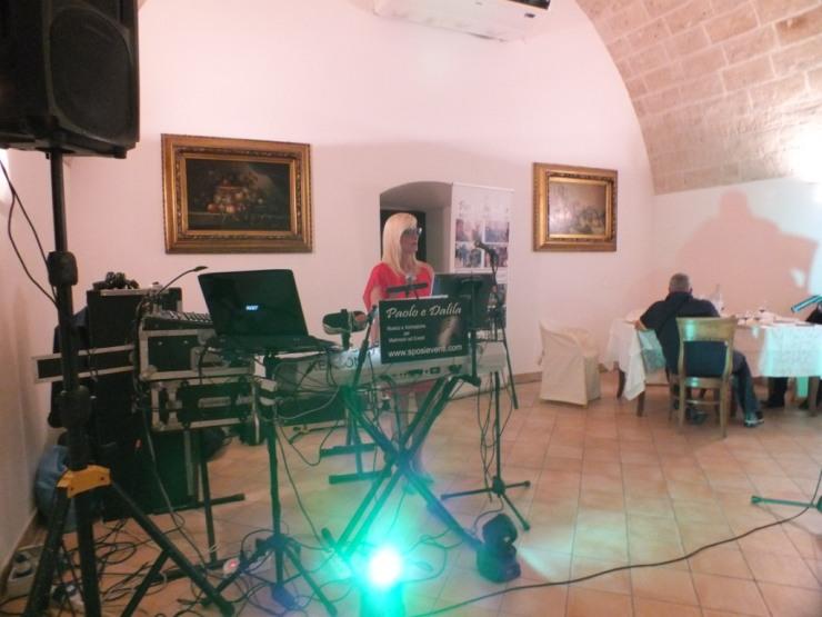 Band musica dal vivo matrimonio Matera