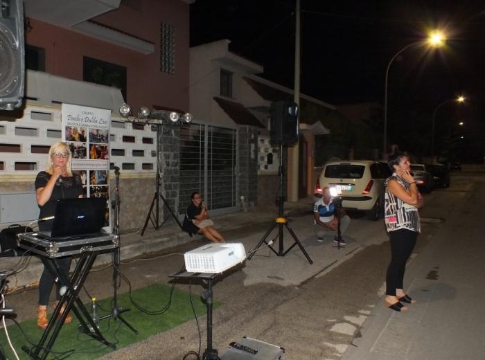 Organizzare la serenata con i musicisti di Paolo e Dalila Live a Taranto