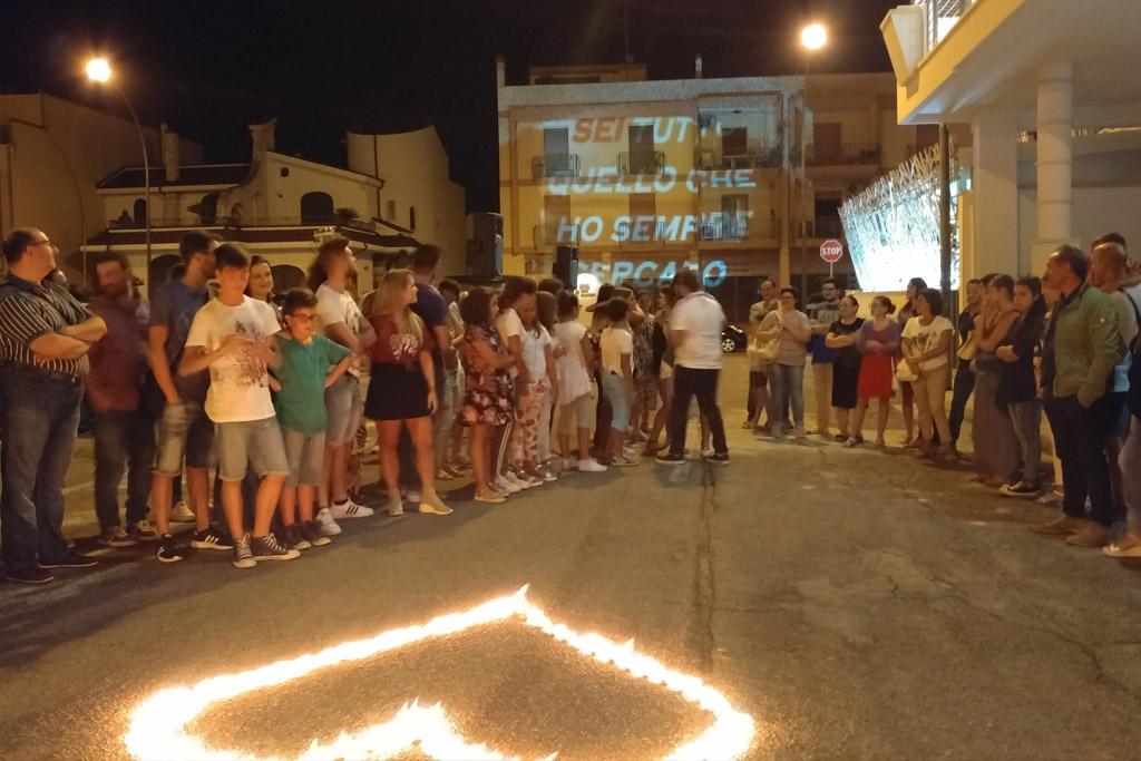 A Parabita-Lecce la sera prima delle nozze siorganizza la serenata