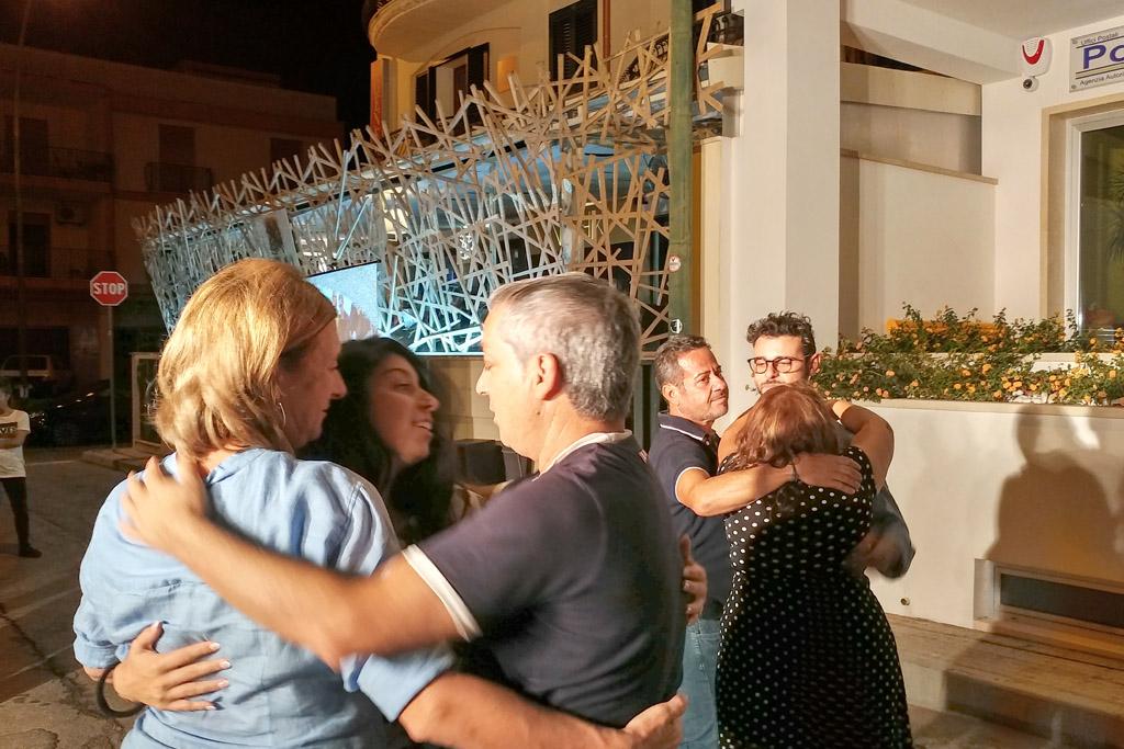 Parabita in Provincia di Lecce, la serenata alla sposa