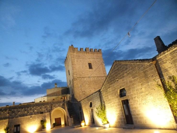matrimonio presso l'agriturismo Torre Spagnola a Matera