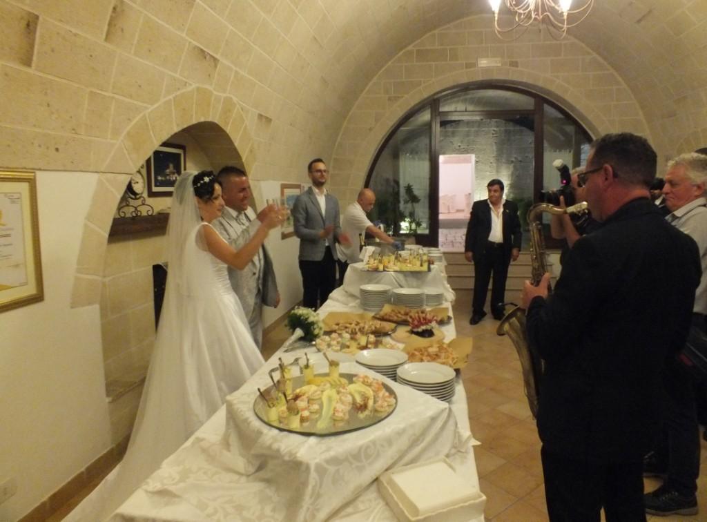 musica matrimonio Matera ricevimento a Torre spagnola