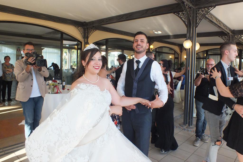 Animazione matrimonio hotel Hermitage a Galatina in Provincia di Lecce
