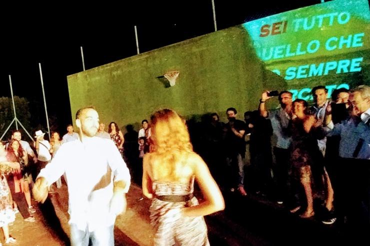 Paolo e Dalila Live animazione serenata carovigno-Brindisi