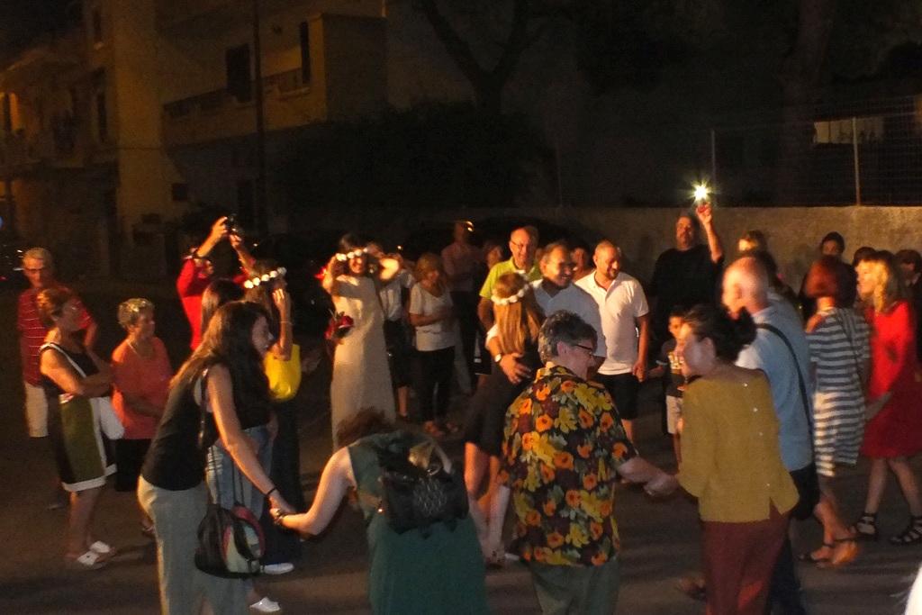 musicisti per l'animazione della serenata la sera prima del matrimonio a Lecce e Provincia