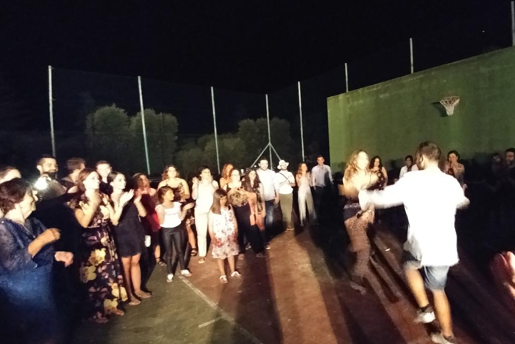 Paolo e Dalila Live animazione serenata per la sposa in Provincia di Brindisi
